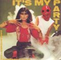 DAVE STEWART & BARBARA GASKIN/IT'S MY PARTY 【7inch】