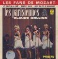 LES PARISIENNES / LES FANS DE MOZART 【7inch】 EP FRANCE ORG.