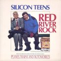 SILICON TEENS/RED RIVER ROCK O.S.T. 【7inch】 UK MUTE
