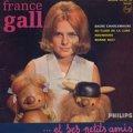 FRANCE GALL / SACRE CHARLEMAGNE 【7inch】 ORG. FRANCE