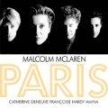 MALCOLM MACLAREN / PARIS 【CD】 FRANCE盤 VOGUE ORG.