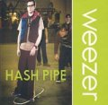 WEEZER/HASH PIPE 【7inch】 UK GEFFEN LTD.GREEN VINYL