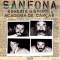 EGBERTO GISMONTI AND ACADEMIA DE DANCAS / SANFONA 【2LP】 BRAZIL EMI / ECM ORG.