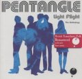 PENTANGLE / LIGHT FLIGT : THE ANTHOLOGY 【2CD】 新品 UK CASTLE ORG.