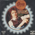 DAVID BOWIE / KNOCK ON WOOD 【7inch】 GER RCA MAINMAN