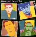 PURPLE HEARTS / BEAT THAT! 【LP】 UK FICTION ORG.