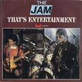 THE JAM/THAT'S ENTERTAINMENT 【7inch】 UK POLYDOR ORG.