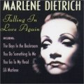 MARLENE DIETRICH / FALLING IN LOVE AGAIN 【CD】 イスラエル盤 ピクチャー・ディスク