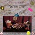 PATRICK PORTELLA // JOSEPH RACAILLE / LES FLOTS BLEUS  【LP】 UK盤 Recommended Records