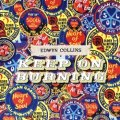 EDWYN COLLINS / KEEP ON BURNING 【7inch】 UK ORG. SETANTA