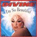 DIVINE / I'M SO BEAUTIFUL 【7inch】 ドイツ盤 ORG.