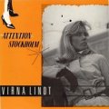 VIRNA LINDT / ATTENTION STOCKHOLM 【7inch】 UK ORG. The Compact Organization