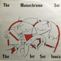 THE MONOCHROME SET / THE JET SET JUNTA 【7inch】 UK CHERRY RED ORG.