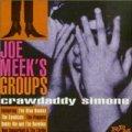 JOE MEEK'S GROUPS/CRAWDADDY SIMONE 【CD】 UK RPM