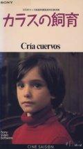 カラスの飼育 【VHS】 1976年 カルロス・サウラ アナ・トレント ジェラルディン・チャップリン スペイン映画
