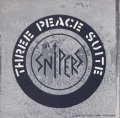 THE SNIPERS/THREE PEACE SUITE  【7inch】 UK CRASS ORG.