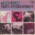 THE JAM/THAT'S ENTERTAINMENT 【7inch】 GERMANY METRONOME ORG.