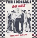THE SPECIALS/RAT RACE 【7inch】 FRANCE CHRYSALIS
