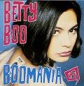 ベティ・ブー:BETTY BOO / ブーマニア:BOOMANIA 【CD】 日本盤 東芝EMI 廃盤