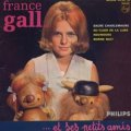 FRANCE GALL/SACRE CHARLEMAGNE 【7inch】