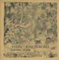 プロセッション:PROCESSION/寓話:FIABA // デリリウム:DELIRIUM/キングス・ロード:KING'S ROAD 【7inch】 日本盤 PROMO.