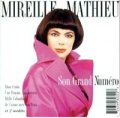 MIREILLE MATHIEU/SON GRAND NUMERO 【CD】 UK/FRANCE EMI 廃盤