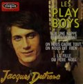 JACQUES DUTRONC/LES PLAY BOYS 【7inch】EP FRANCE ORG.