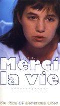 メルシー・ラ・ヴィ 【VHS】 1991年 ベルトラン・ブリエ シャルロット・ゲンズブール、アヌーク・グランベール ステッカー付