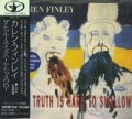 KAREN FINLEY/THE TRUTH IS HARD TO SWALLOW + TALES OF TABOO 【CD】 JAPAN CRAMMED