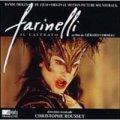 O.S.T. / カストラート:FARINELLI, IL CASTRATO 【CD】 FRANCE TRAVELLING