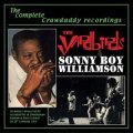 SONNY BOY WILLIAMSON & THE YARDBIRDS / SAME 【2LP】 新品 LTD SPECIAL EDITION イタリア盤 GET BACK