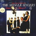 THE SWINGLE SINGERS / ANYONE FOR MOZART ? 【LP】 ドイツ盤 PHILIPS ORG.