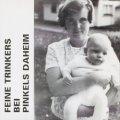 FEINE TRINKERS BEI PINKELS DAHEIM / MOTHER + SON + THE HOLY GHOST 【7inch】 US VINYL COMMUNICATIONS