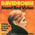 DAVID BOWIE / SOUND AND VISION 【7inch】 ドイツ盤 RCA VICTOR ORG.