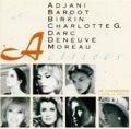 オムニバス / 美しい人:ACTRICES  【CD】 日本盤 廃盤