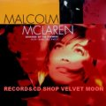 MALCOLM MCLAREN with FRANCOISE HARDY / REVENGE OF THE FLOWERS 【12inch】 US/CANADA盤 NO! GEE STREET