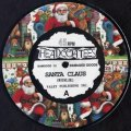 THEE HEADCOATEES / SANTA CLAUS 【7inch】 UK盤 ORG. LIMITED PICTURE DISC