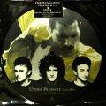 QUEEN + DAVID BOWIE / UNDER PRESSURE 【7inch】 UK盤 限定ピクチャー盤