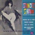 SANDIE SHAW / CHANTE EN FRANCAIS - POURVU QUE CA DURE 【7inch】 EP FRANCE VOGUE-PYE ORG.