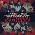 LES BEATLES/TICKET TO RIDE 【7inch】EP FRANCE ODEON ORG.