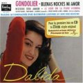 DALIDA/GONDOLIER 【CD】 LTD. DIGIPACK FRANCE BARCLAY