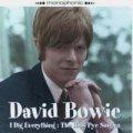 DAVID BOWIE / I DIG EVERYTHING:1966 PYE SINGLES 【3xCDS BOX】 廃盤