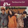 THE TAMBUREENS/TAMBOURINE GIRL 【CD】 SWEDEN BORDERLINE
