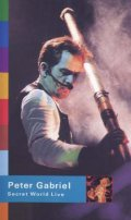 PETER GABRIEL/SECRET WORLD LIVE 【VHS】 1994年