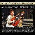 V.A./ANTHOLOGY OF ENGLISH FOLK 【5CD】 LTD. ITALIA