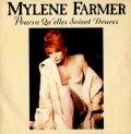 ミレーヌ・ファルメール:MYLENE FARMER / POURVE QU'ELLES SOIENT DOUCES 【7inch】 FRANCE ORG.
