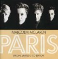 MALCOLM MACLAREN/PARIS 【2CD】 LIMITED EDITION UK NO! ORG.