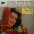 DALIDA/GONDOLIER 【10inch】 LTD. NUMBERED FRANCE BARCLAY