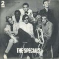 THE SPECIALS/DO NOTHING 【7inch】 GERMANY CHRYSALIS