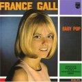 FRANCE GALL / BABY POP 【LP】